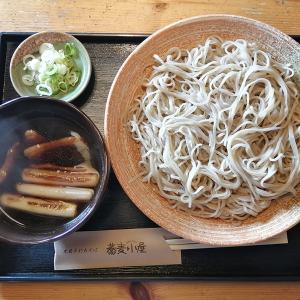並んででも食べたい!人気店【蕎麦小屋】の「天ぷらそば」と「鴨ロースそば」