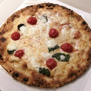 Pizza338「マルゲリータ」で、全4種のピザをコンプリート♪