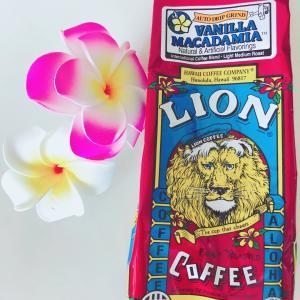 阪急うめだ本店「ハワイフェア」で買うもの③ライオンコーヒーの限定フレーバー
