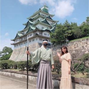 名古屋旅行④名古屋城で出会った武士の正体