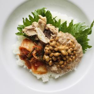 Natto丼と海外食生活