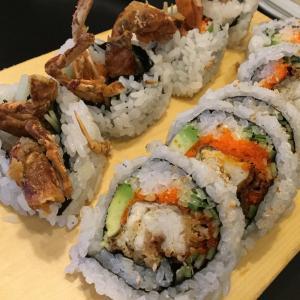 巻き寿司の進化と海外食生活2