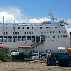 【お見送り】27時間、行ってらっしゃいマニラへ by 2GO / パラワン島