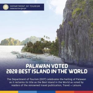【市民の声】観光再開に賛成 or 反対? / パラワン島
