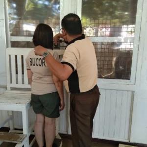 【ミリエンダやめたら?】刑務所の職員のダイエットプログラム / パラワン島