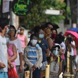 【マスク未着用で904人を逮捕】累計感染者100万人突破のフィリピンの今
