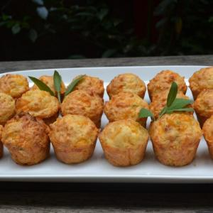 Bacon Cheese Muffins ベーコンチーズマフィン