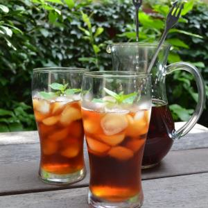 Southern Sweet Tea アメリカ南部式アイスティー
