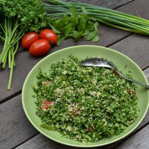 Tabbouleh ターブレ(ブルグル小麦とパセリのサラダ)