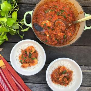 Shrimp Creole シュリンプクレオール