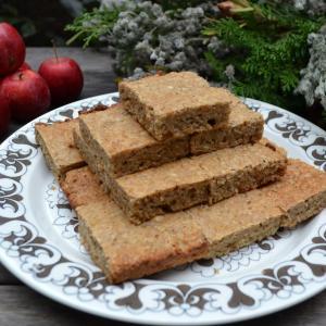 Applesauce Oatmeal Bars アップルソースオートミールバー