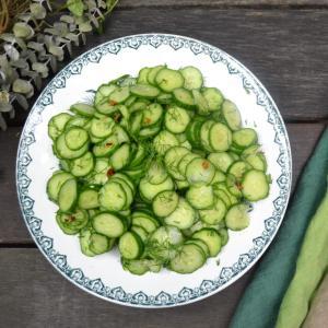 Cucumber Salad 胡瓜のサラダ
