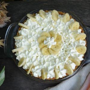 Banana Cream Pie バナナクリームパイ