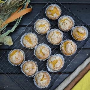 Pumpkin Muffins パンプキンマフィン