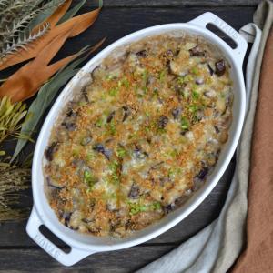Eggplant Casserole 茄子のキャセロール