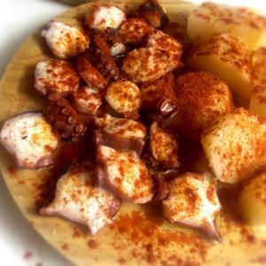 タコのガリシア風 レシピ