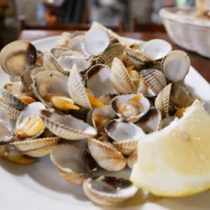 スペイン風アサリのソテー レシピ Almejas a la marinera