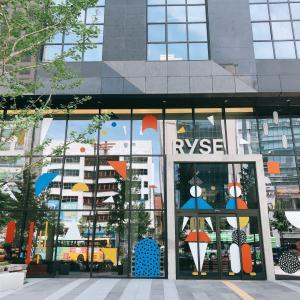弘大(ホンデ)のおしゃれホテル!RYSE Autograph Collection 宿泊記