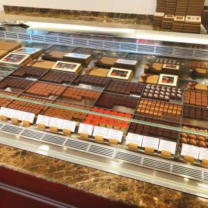 韓国の本格ショコラティエ!Piaf Artisan Chocolatier