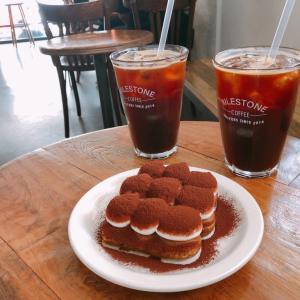 カロスキルで本格コーヒーを頂けるカフェ!Milestone Coffee