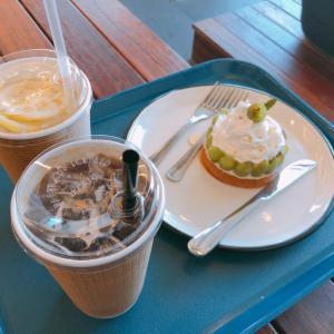 江陵旅行⑤安木カフェ通りのベーカリーカフェ!AM BAKERY&COFFEE