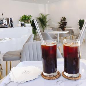 江陵旅行 草堂(チョダン)スンドゥブ村のカフェ!チョダンコーヒー