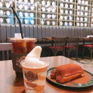 蚕室ロッテワールドモールにニューオープンの紅茶専門店!BASILUR SUNSET AVENUE
