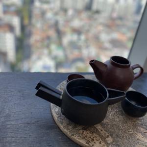 伝統茶を楽しめる韓国茶ブランド直営カフェ!Tea Collective