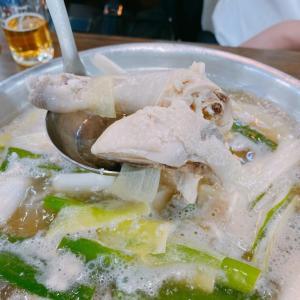 蚕室(チャムシル)で美味しいタッカンマリ!東大門タッカンマリ