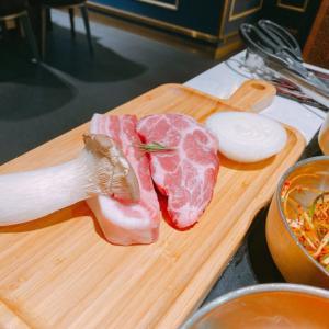 日本のテレビにも紹介されたサムギョプサルのお店!シンドセギ
