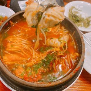 韓国式のふぐを美味しく頂ける!クムスポックッ