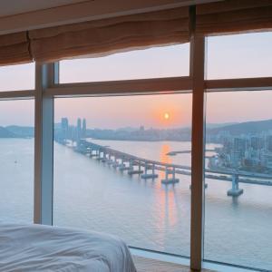 海雲台でオーシャンビューの素敵なホテル!パークハイアット釜山