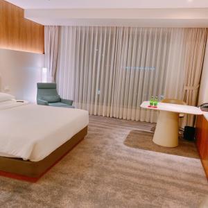 仁川空港目の前のハイアット系列ホテル!グランドハイアット仁川
