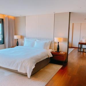 ソウル新羅ホテル(Seoul Shilla Hotel) プレミアムスイートに宿泊!