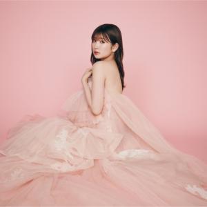 NMB48吉田朱里、ピンクのドレスを脱ぎ…卒業シングルのジャケ写解禁