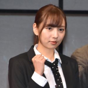 乃木坂46・新内眞衣、初ヒロイン役に気合十分「全力で突っ走る」