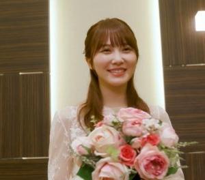 日向坂46・加藤史帆、『THE突破ファイル』でウェディングドレス披露