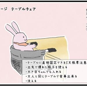 観察日誌53 離乳期活躍したものたち【0歳児】