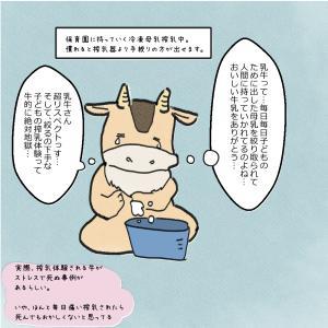 乳牛に想いを馳せる 観察日誌81【0歳児】