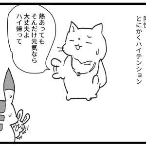 0歳児 発熱の大格闘③ 観察日誌102【0歳児】