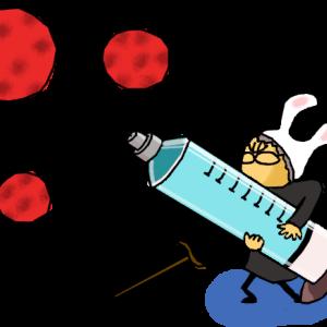 ヒドイね、コロナワクチン争奪戦