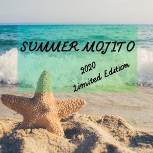 【ランドリン/サマーモヒートの香り ルームディフューザー】カリブ海のビーチサイドに思いを馳せて…🌊