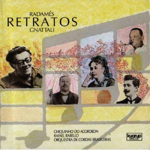 #8 Suíte Retratos Ⅳ. Chiquinha Gonzaga / Radames Gnattali