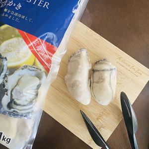 超巨大!衝撃すぎた広島産の牡蠣