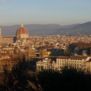 イタリア旅行記 はじまり