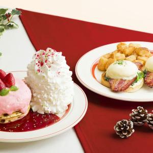 Eggs 'n Thingsからクリスマスパンケーキが登場!12/25(金)までの期間限定
