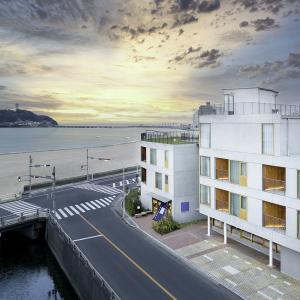 鎌倉の蕎麦店「松原庵」が作ったホテル「HOTEL AO KAMAKURA」が腰越にオープン
