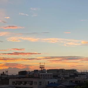 今日は空の日