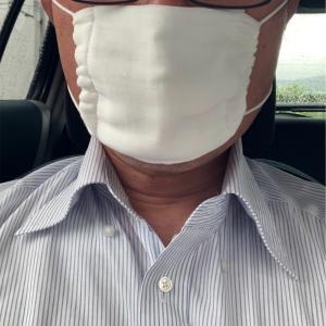 今更ですが…アベノマスクを着けた感想!