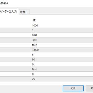 トラリピEA【Takonomori_ver4.5_MT4EA】プチバージョンアップ!!トラップ注文の発注順序を変更。